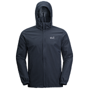 Куртка Jack Wolfskin Stormy Point Jacket мембрана мужская XXL